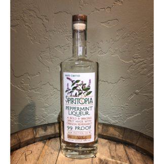 Spiritopia Peppermint Liqueur