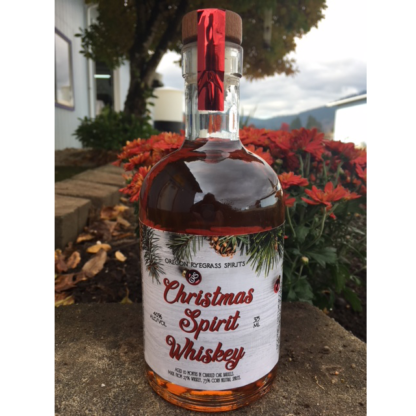 Spiritiopia's Christmas Spirit Whiskey
